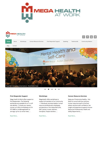 Mega Health At Work